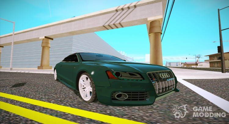 Audi S5 2010 for GTA San Andreas