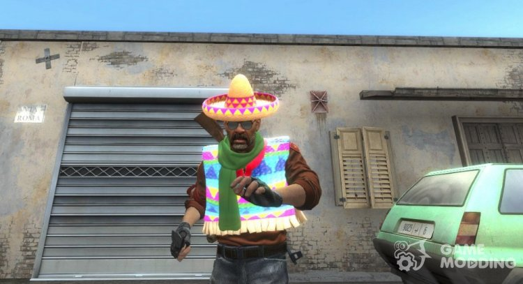 Mexicano for Counter-Strike Source