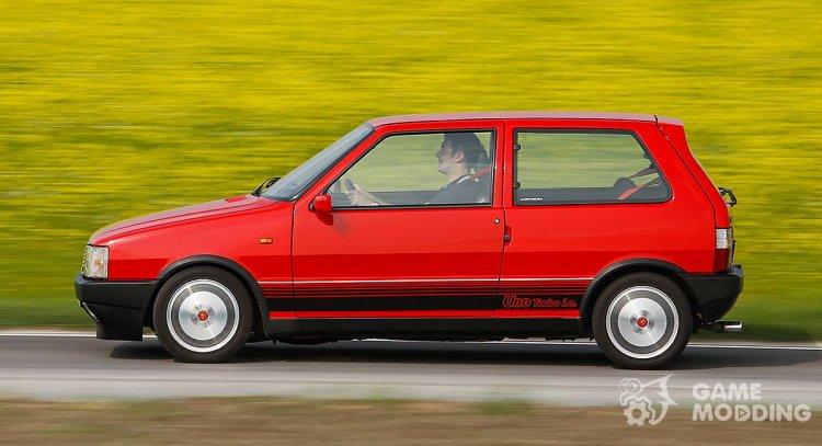 Fiat Uno Turbo Sound for GTA San Andreas