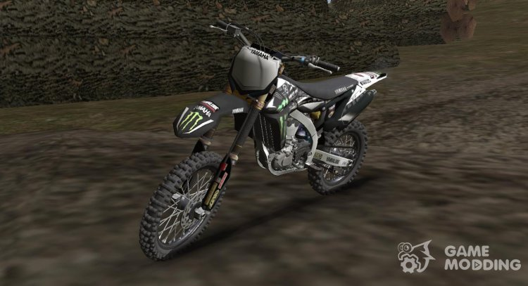 Yamaha YZ 450 F for GTA San Andreas