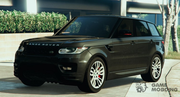 Ranger Rover Sport HST 2016 for GTA 5
