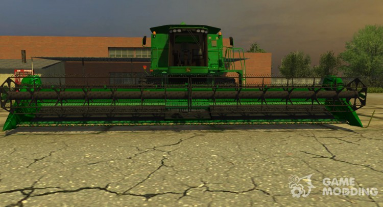 John Deere 9770 STS для Farming Simulator 2013