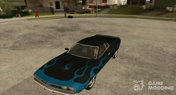 Bullet GT from FlatOut 2 for GTA San Andreas