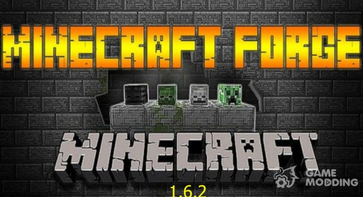 Minecraft forge 1.6.2 for Minecraft