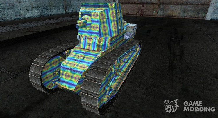Skin for RenaultBS for World Of Tanks