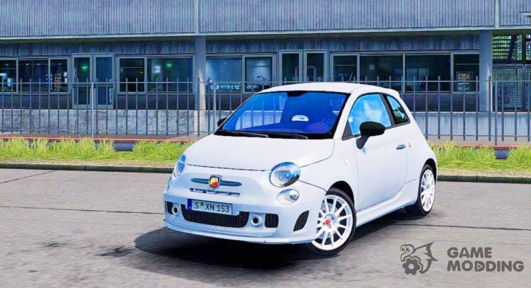 Fiat 500 Abarth for Euro Truck Simulator 2