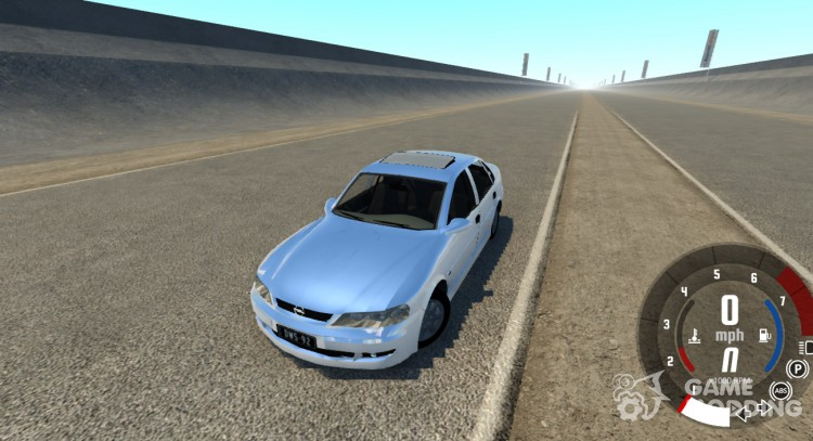 2001 Opel Vectra B for BeamNG.Drive