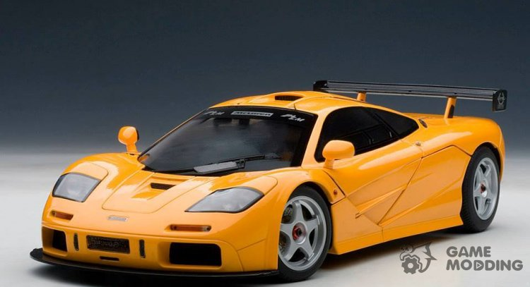 McLaren F1 LM Sound for GTA San Andreas