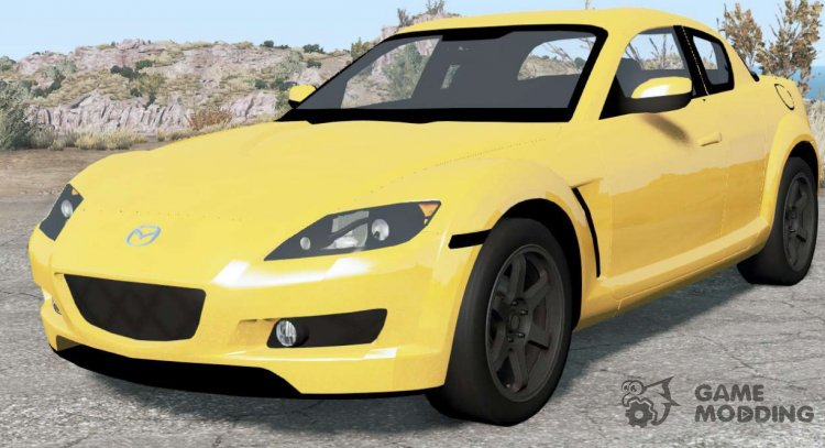 Mazda RX-8 2004 for BeamNG.Drive