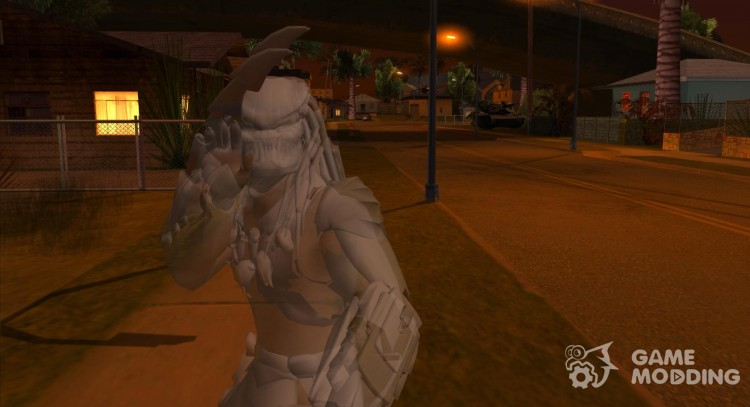 Effects of Predator v 1 0 for GTA San Andreas