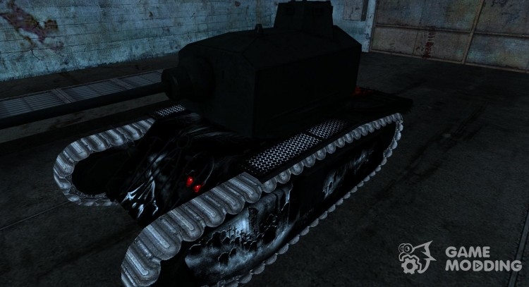 Skin for ARL 44 for World Of Tanks