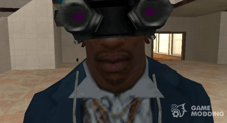 Better Thermal Goggles for GTA San Andreas