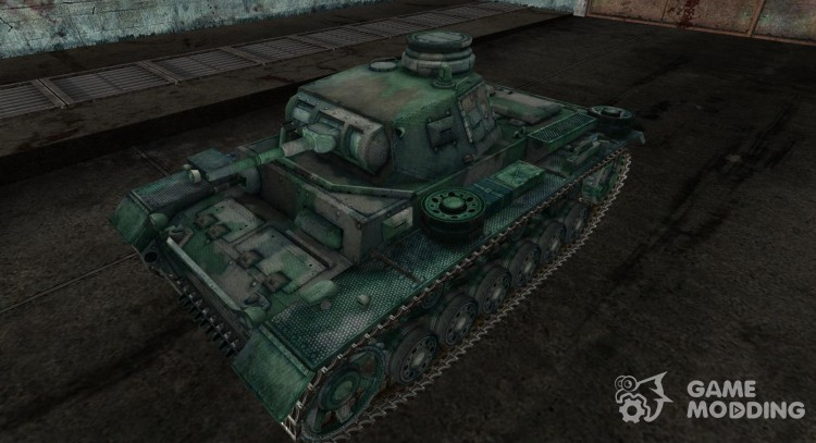 Panzer III 02 for World Of Tanks