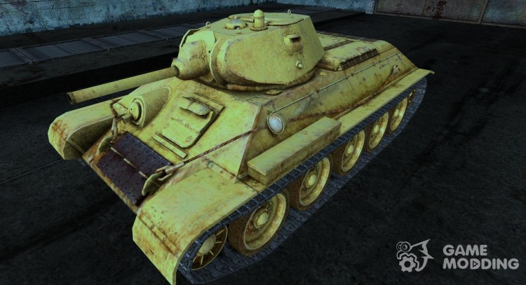 T-34 for World Of Tanks