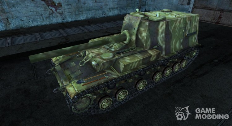 The 212 for World Of Tanks