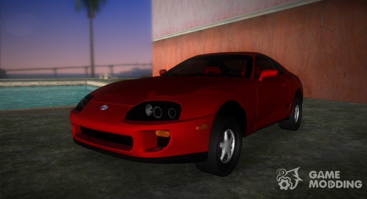 Toyota Supra US-Spec (JZA80) 1993 for GTA Vice City