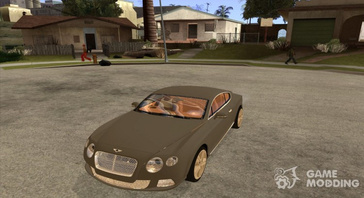 Bentley Continental GT 2010 V 1.0 for GTA San Andreas