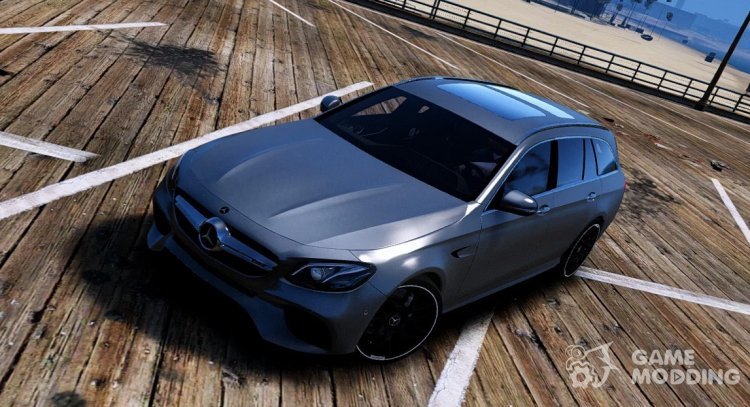 Mercedes-Benz E63 AMG Wagon for GTA 5