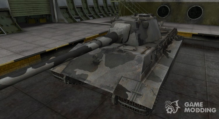 Emery cloth for German tank E-50 14.96 M for World Of Tanks