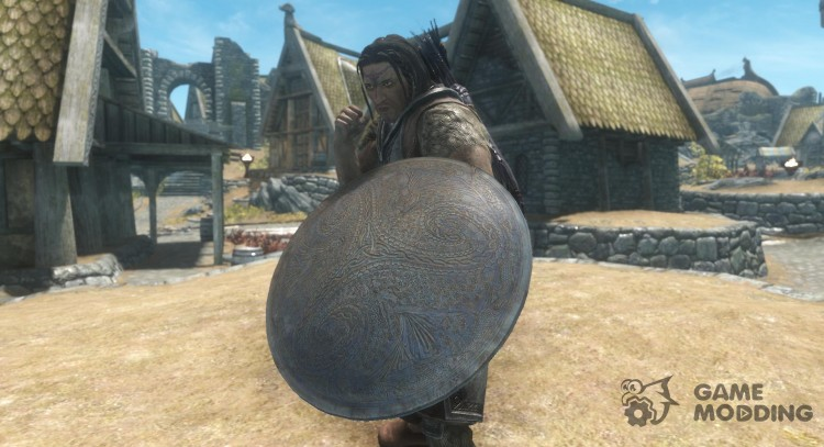 Triskele - HD Shield for TES V: Skyrim