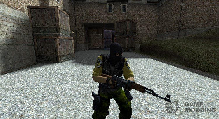 S.T.A.R.S Alpha Squad for Counter-Strike Source