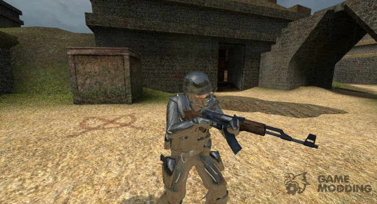 Ct_urban Nano Suite V2 for Counter-Strike Source