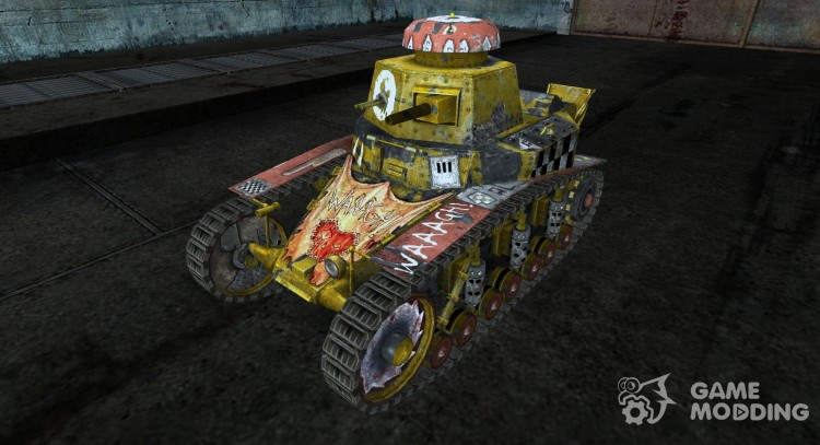 MS-SpMind 1 for World Of Tanks