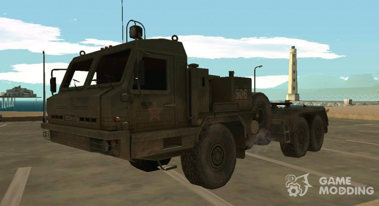 S-400 Triumf for GTA San Andreas