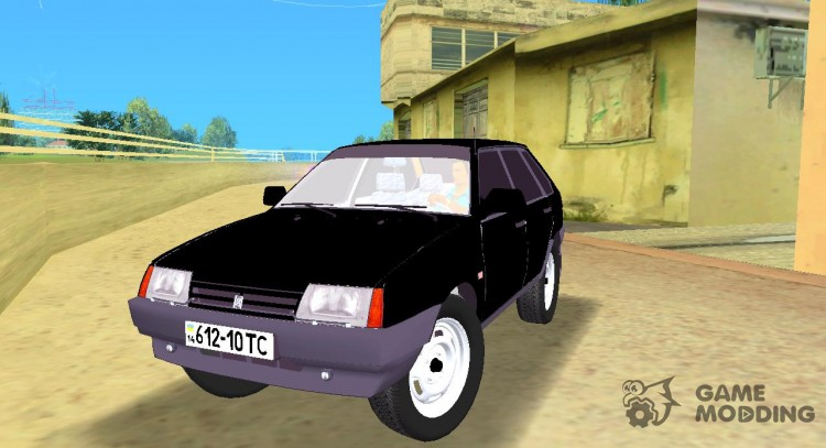 VAZ 21093 for GTA Vice City