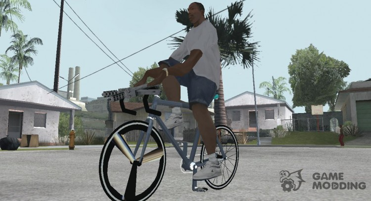 Leader Kagero Fixed Gear Bike для GTA San Andreas