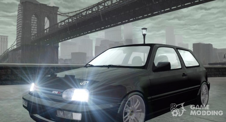 Volkswagen Golf VR6 1998 DTD TUNED for GTA 4