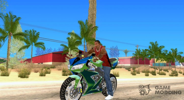 Yamaha YZF-R1 2006 for GTA San Andreas