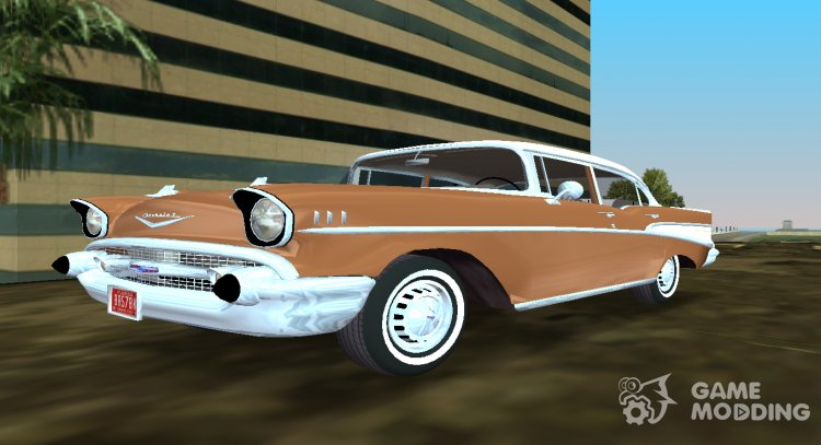 Chevrolet Bel Air 1957 Sedan for GTA Vice City