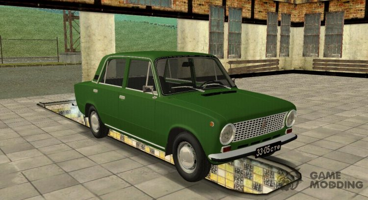 VAZ-21011 for GTA San Andreas