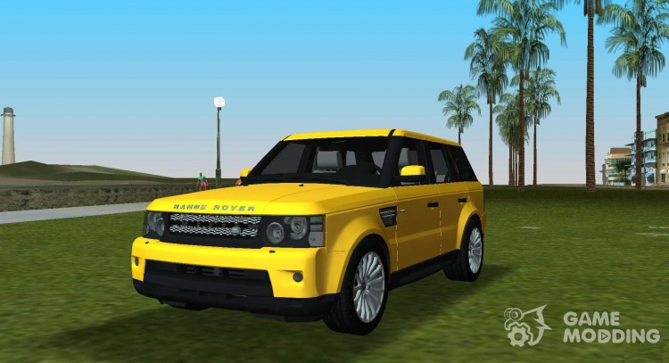 Range Rover Sport HSE for GTA Vice City