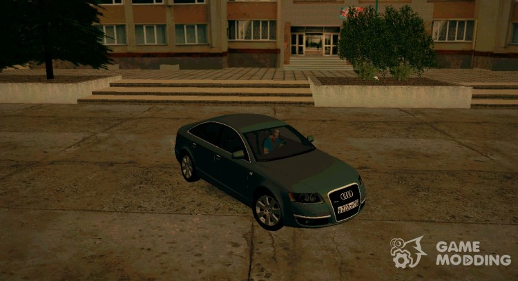 Audi A6 Qattro 3.0 for GTA San Andreas