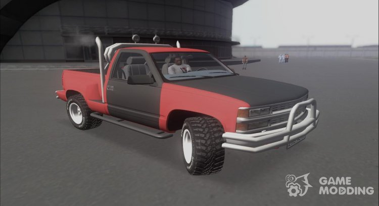 Chevrolet Silverado 1500 from the TV series Dog for GTA San Andreas
