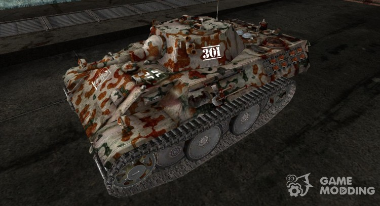 VK1602 Leopard 19 for World Of Tanks