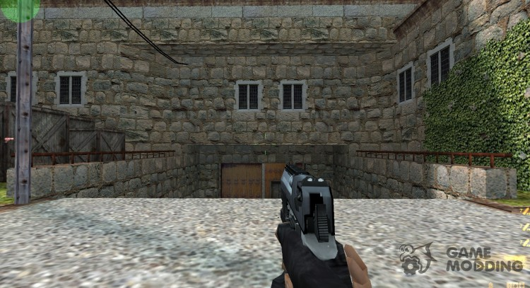 Хром Дигл reorigined для Counter Strike 1.6
