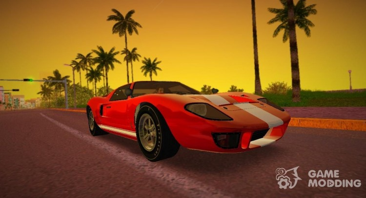 Ford GT40 MkI 1965 for GTA Vice City