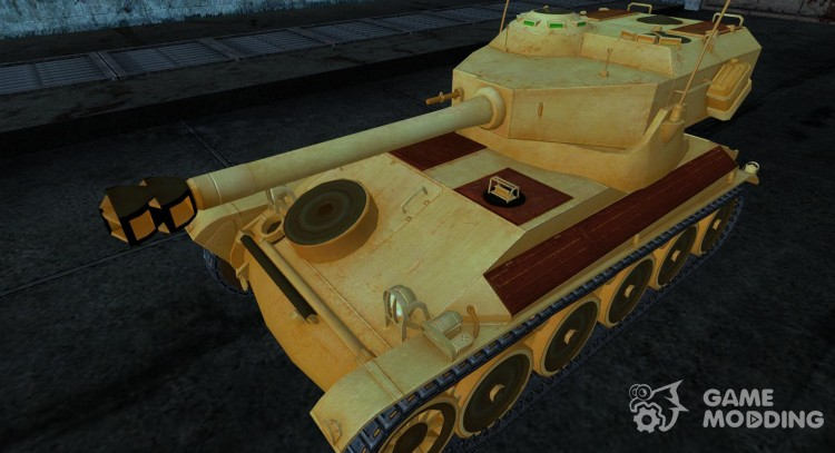 Шкурка для AMX 12t для World Of Tanks