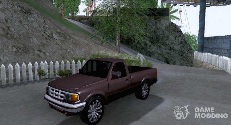 Ford Ranger 97 for GTA San Andreas