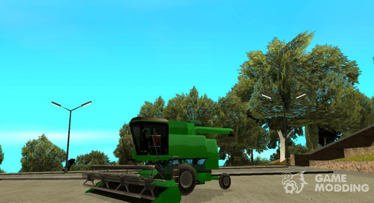 Paintable Combine by Vexillum для GTA San Andreas