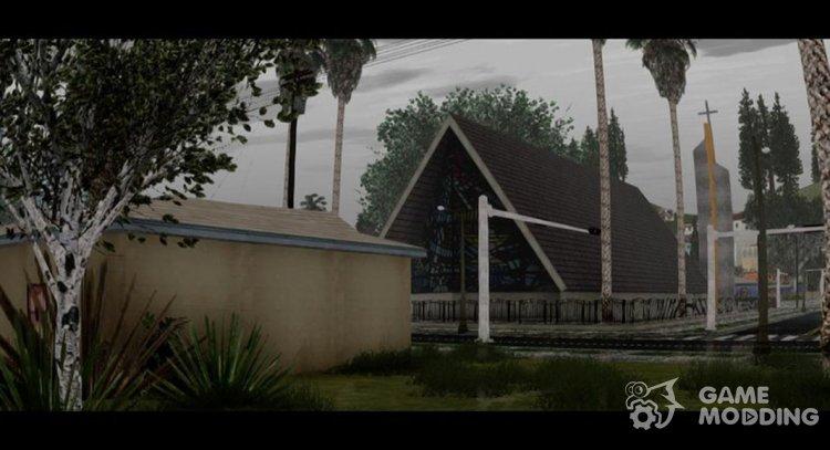 NGSA ENB (Low PC) for GTA San Andreas