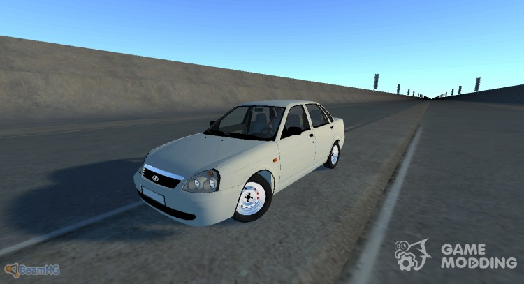 Vaz-2170 priora for BeamNG.Drive