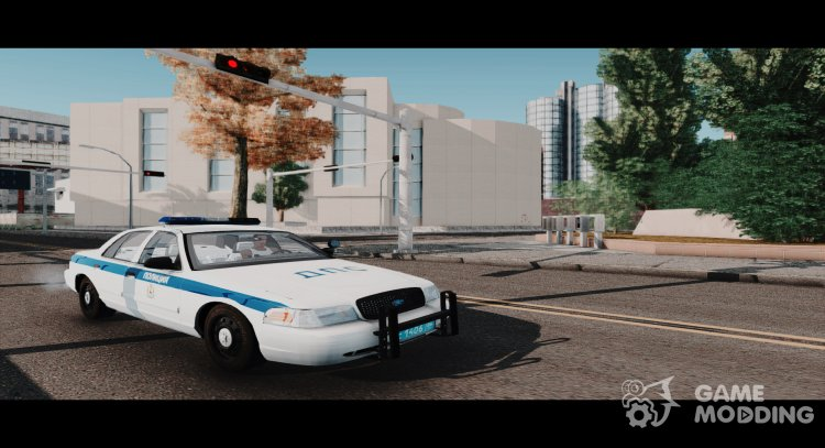 Ford Crown Victoria traffic police for GTA San Andreas
