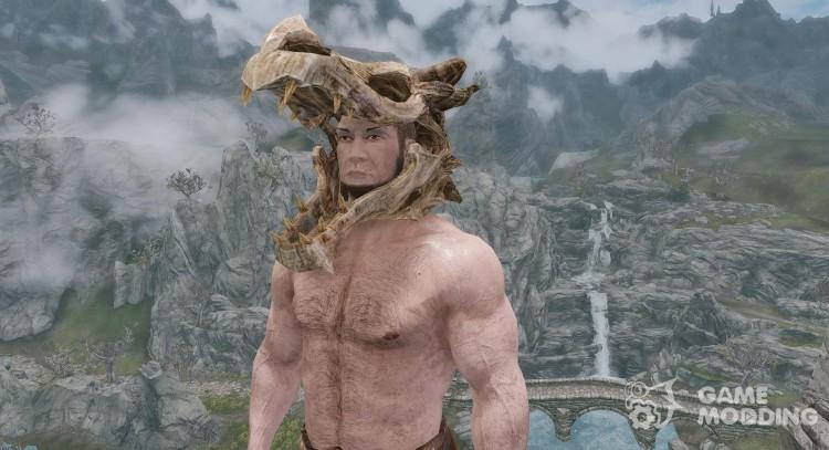 Dragonskull Helmet for TES V: Skyrim