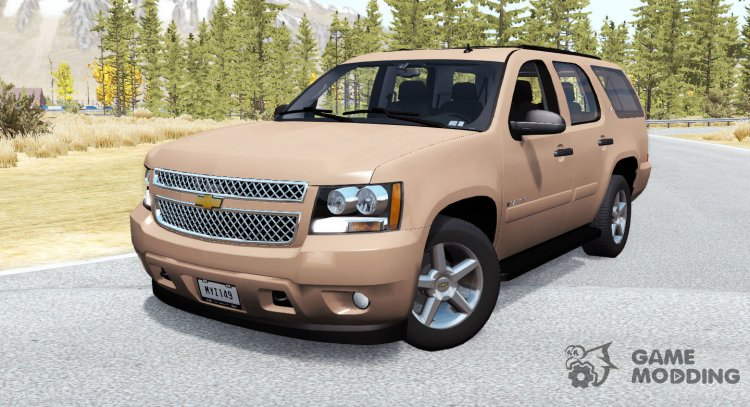 Chevrolet Tahoe for BeamNG.Drive