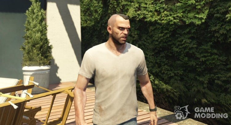 Recon Cut for Trevor for GTA 5