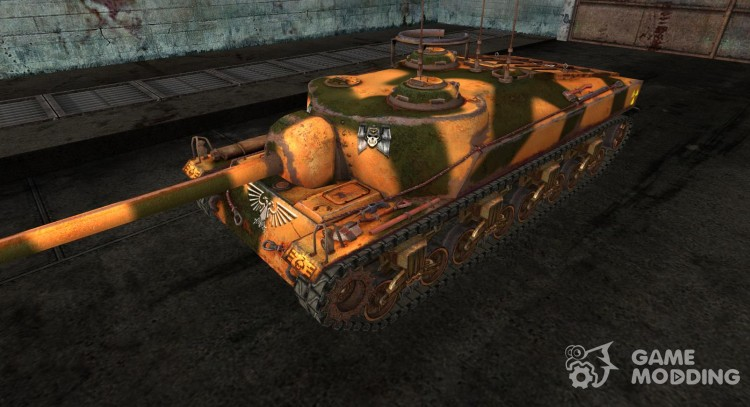 Skin for T28 (Varhammer) for World Of Tanks